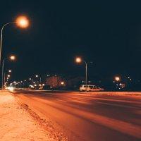 Ночь в городе :: Yaniya. l