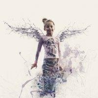 Маленькая фея :: Андрей Дыдыкин