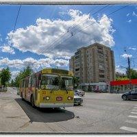 Городские зарисовки :: Игорь Волков