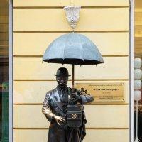 Памятник Фотографу. К.К. Булла :: Иван Миронов