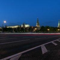 Кремль вечерний :: Минихан Сафин