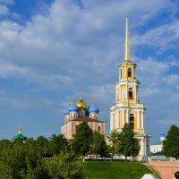 Рязанский Кремль :: Виктор Зенин