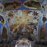 В Троицком соборе Свято-Троицкого Александра Свирского мужского монастыря :: Елена Павлова (Смолова)
