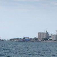 Панорама набережной Новороссийска :: Людмила Монахова