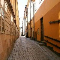 На улочках Стокгольма... :: Алёна Савина