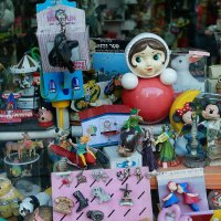 игрушки нашего детства :: evgeni vaizer