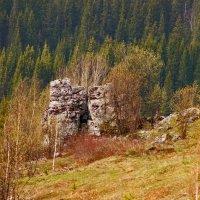 скальные останки :: petyxov петухов