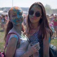 Разноцветные подруги. :: Аркадий Шведов