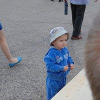 Малыш. :: Людмила Ларина