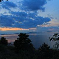 Белая ночь. Озеро Ильмень. :: Олег Фролов