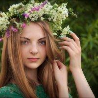 В аромате полевых цветов :: Елена Ерошевич