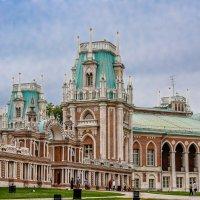 Царицыно. Большой дворец. :: Ксения Базарова