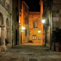 Испанская деревня в Барселоне :: Александр