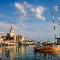 Вечерняя прогулка. :: Лейла Новикова