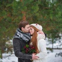 Зимняя прогулка :: Ludmila Zinovina