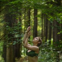 Лесной эльф :: Ludmila Zinovina