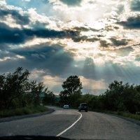 Дорога под небом... :: Сергей Щелкунов
