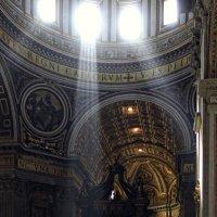 Ватикан, собор святого Петра :: Геннадий Коробков