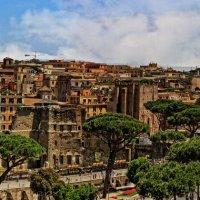Рим, дорога к Колизею :: Геннадий Коробков
