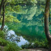 Голубое озеро :: Екатерина Соаха