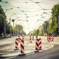 Minsk road :: Alena Kramarenko