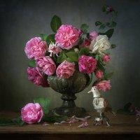 Роза и соловей :: Карачкова Татьяна