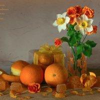 Оранжевая песенка)) :: Алина