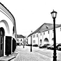 Старый город. :: Инна Малявина