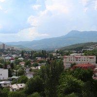 Алушта :: Александр Чудесенко