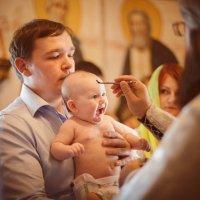 крещение Елены :: li mengeden