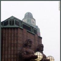 Хельсинки. Вокзал :: vadim