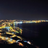 Сетубал-порт-ночь :: Petr Popov