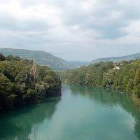 Река Изонцо. Гориция. Италия :: Наталья Пономаренко