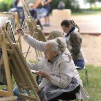 Нарисуй своё счастье,художник.... :: Людмила Шустова