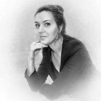 Портрет Марии :: Ирина Kачевская