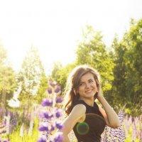 Люблю лето.. :: Мария Зубова