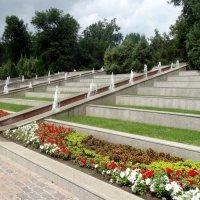 Прогулка в выходной(каскад фонтанов)... :: Тамара (st.tamara)