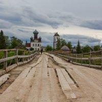 Деревянный мост :: Степан Капуста