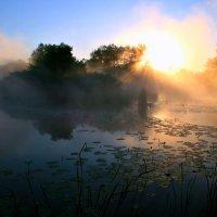Утро рассветное... :: Евгений Юрков