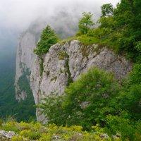 там где живут облака :: Андрей Козлов