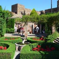 Дворики крепости Алькасаба :: Ольга