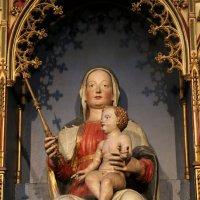 Святая Мария с младенцем :: Alexander Andronik