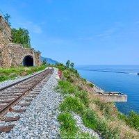 Кругобайкальская железная дорога :: Алексей Белик