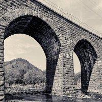 Мост на КБЖД :: Алексей Белик