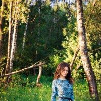 В лесу :: Мария Зубова