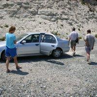 В горах Кипра никто не хочет за руль!... :: Одиноков Юрий