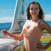 съемка с самолетом :: Мария Сидорова