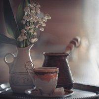 утро начинается не с кофе...но всё же :: Тася Тыжфотографиня