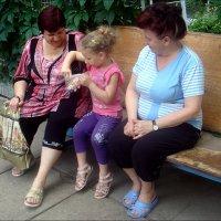 Всё для внучки! :: Нина Корешкова