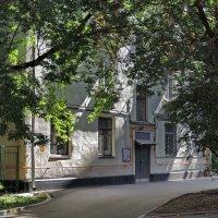 Старая Москва :: Денис Масленников